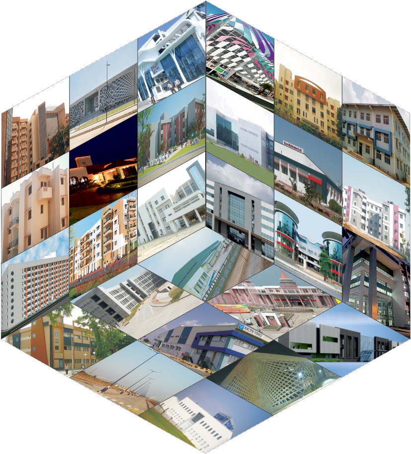 Civil Construction Company building Commercial, Residential, Government Projects in Vadodara, Bhuj, Gujarat, India